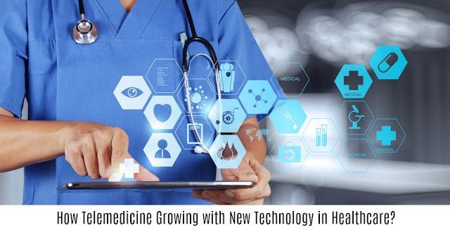 Telemedicine Growing with New Technology in Healthcare?