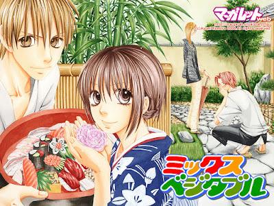 Mix Vegetable de Ayumi Komura