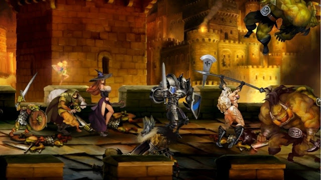 تأخير إصدار لعبة Dragon's Crown على جهاز PlayStation 4 لأسابيع إضافية