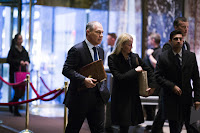 Scott Pruitt, who is reportedly Trump's nominee to head the Environmental Protection Agency, is an outspoken critic of the agency that he would lead, though his criticisms have little basis in fact. (Photograph Credit: John Taggart / Bloomberg Via Getty) Click to Enlarge.