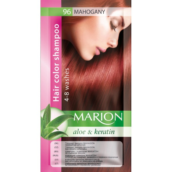 Temporary Color Safe Natural Hair