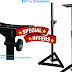 Chinatown : ➫ 13 units of On Stage EB9760 Exterior Speaker Mounting Bracket - AND - On Stage SMS6000 Adjustable Monitor Stands (Pair) ➤ 2020 delivery to Flushing South