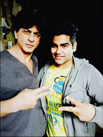 SRK biggest Fan Deepak connection with action drama 'Fan'