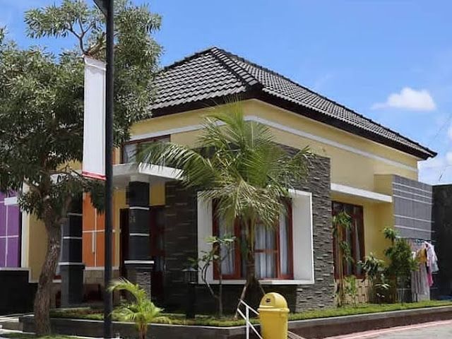 Minimalist House Model
