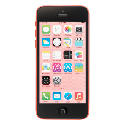 Spesifikasi dan Harga Apple iPhone 5C - 16 GB - Pink
