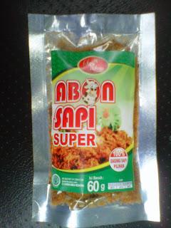 """""""abon sari rahma, """"abon super sari rahma"""""""