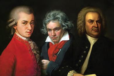 Sejarah Musik Barat Zaman Musik Klasik (1750-1800)