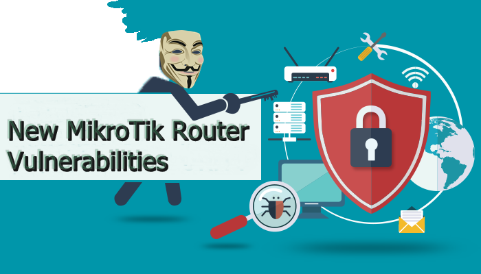 New MikroTik Router Vulnerabilities Winbox Gives Full Root Access