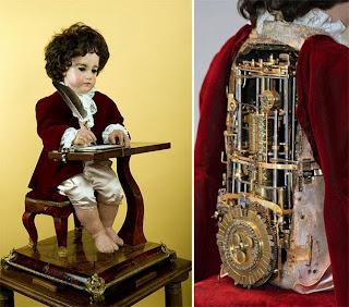 robot pertama tertua di dunia