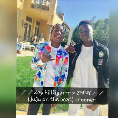 "ZMNY releases EP album ""Yung Beginning"" and music video for ""Alhaji"""