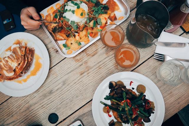 Aamiainen Lontoo kokemuksia