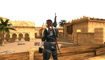 لعبة Elite Killer SWAT مهكرة للأندرويد - رابط مباشر