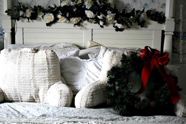 Rosevine Cottage Girls Fairy Tale Christmas Bedroom
