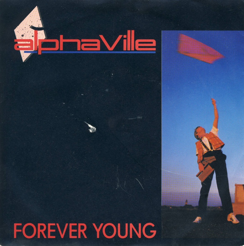 Top Of The Pops 80s Alphaville Forever Young 1984