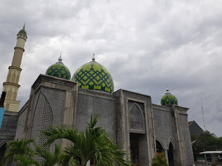 kubah masjid enamel/cahyo utomo kubah