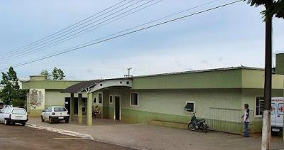 Resultado de imagem para hospital borrazopolis