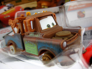 lightning mater no tires mattel
