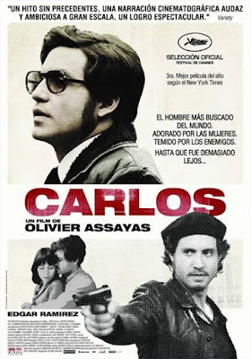 Carlos, Le Film 2010 DVD R2 PAL Spanish