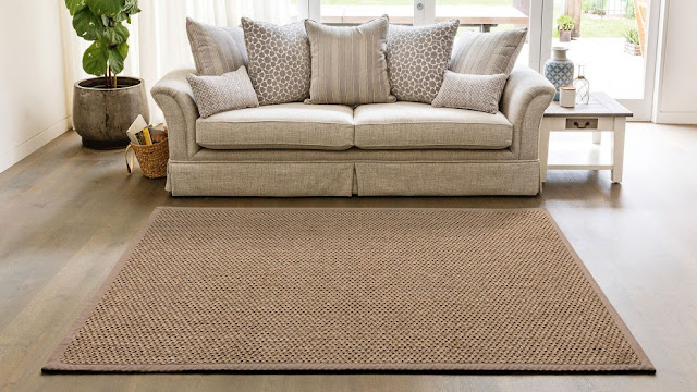 Multiply The Beauty Of Your Home By Giving Appealing Look With Jute Rugs