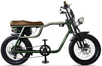 Castiga o bicicleta Pegas Partizan cu asistare electrica