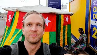 Sven in Togo