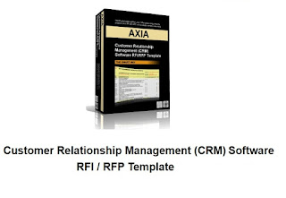 Axia Consultants CRM software RFI and RFP Template | Visordown
