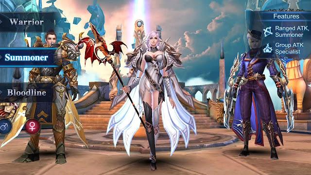 Game Goddess Primal Chaos MMORPG Mod V1.18