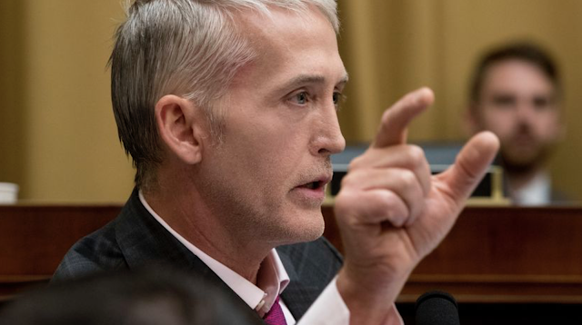 Trey Gowdy: Republicans have investigated Ivanka Trump emails more than Democrats did Benghazi