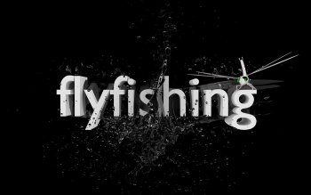 Wallpaper: Photoshop FlyFishing