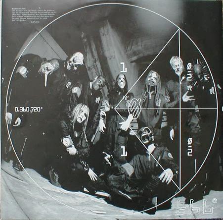 OMISSO RECORDS: Slipknot – LP Iowa – Duplo com poster - VINIL