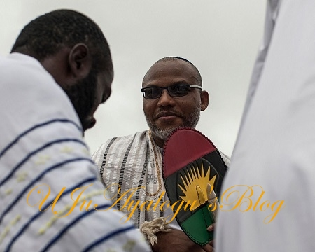 Court Refuses To Order Army To Produce Nnamdi Kanu