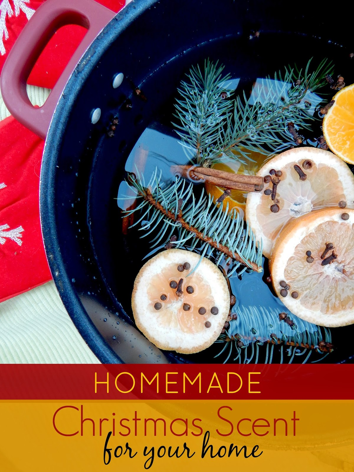 homemade christmas scent for your home (sweetandsavoryfood.com)