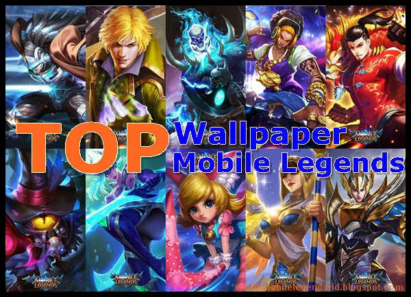 Download Wallpaper Mobile Legends Terbaru Untuk Hp
