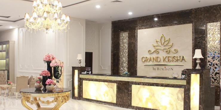Suasana Timur Tengah di Hotel Grand Keisha Yogyakarta