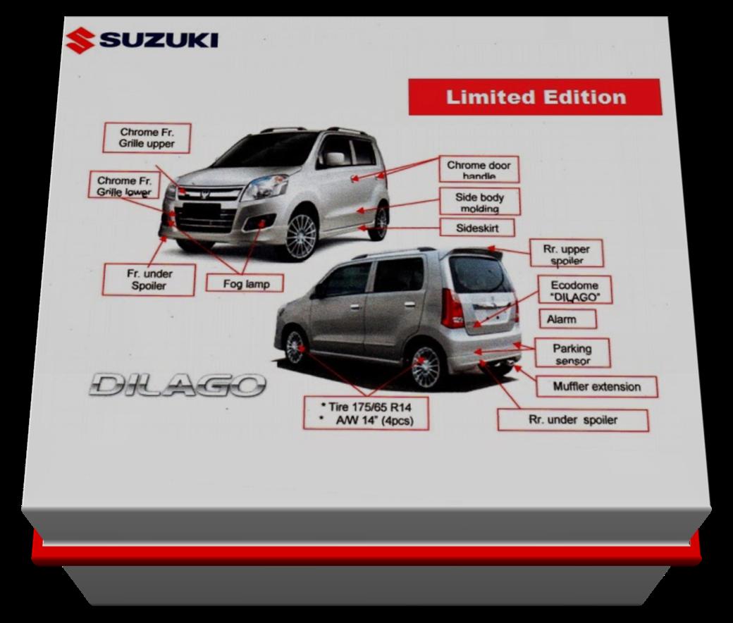 Kumpulan Modifikasi Suzuki Karimun Wagon R Dilago Gambar Foto