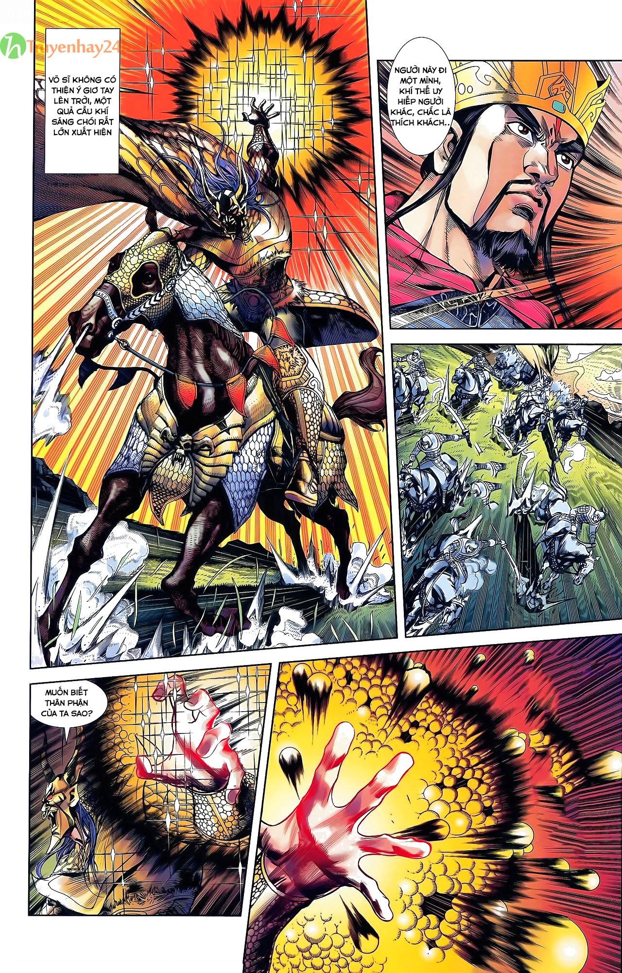 Tần Vương Doanh Chính chapter 31 trang 3