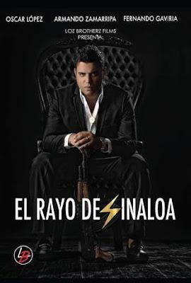 El Rayo De Sinaloa 2016 DVD Custom HDRip NTSC Latino