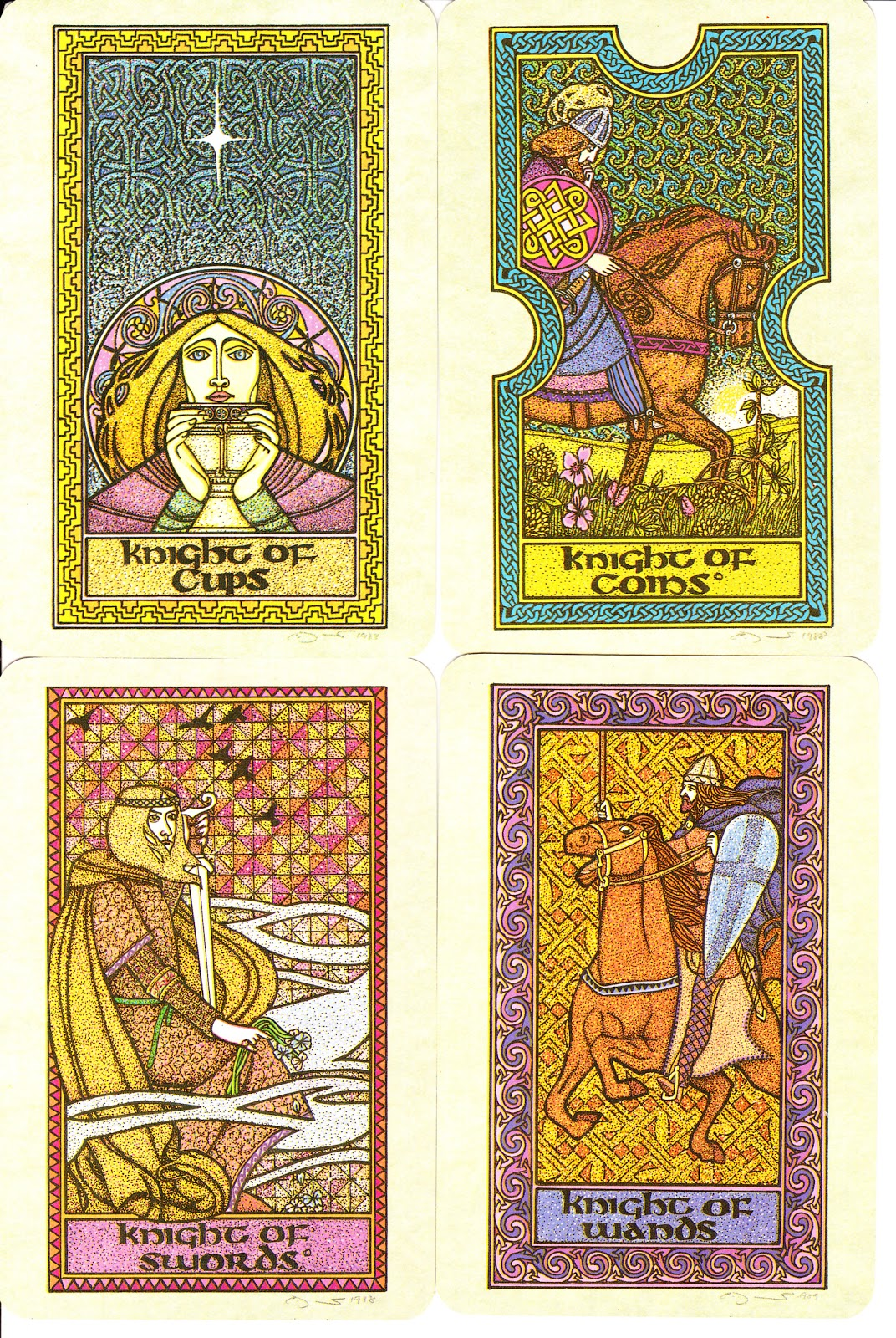 Rowan Tarot December 2012: Rowan Tarot: March 2012