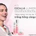 Vichy Idealia Lumiere - Dưỡng da trắng hồng căng mọng