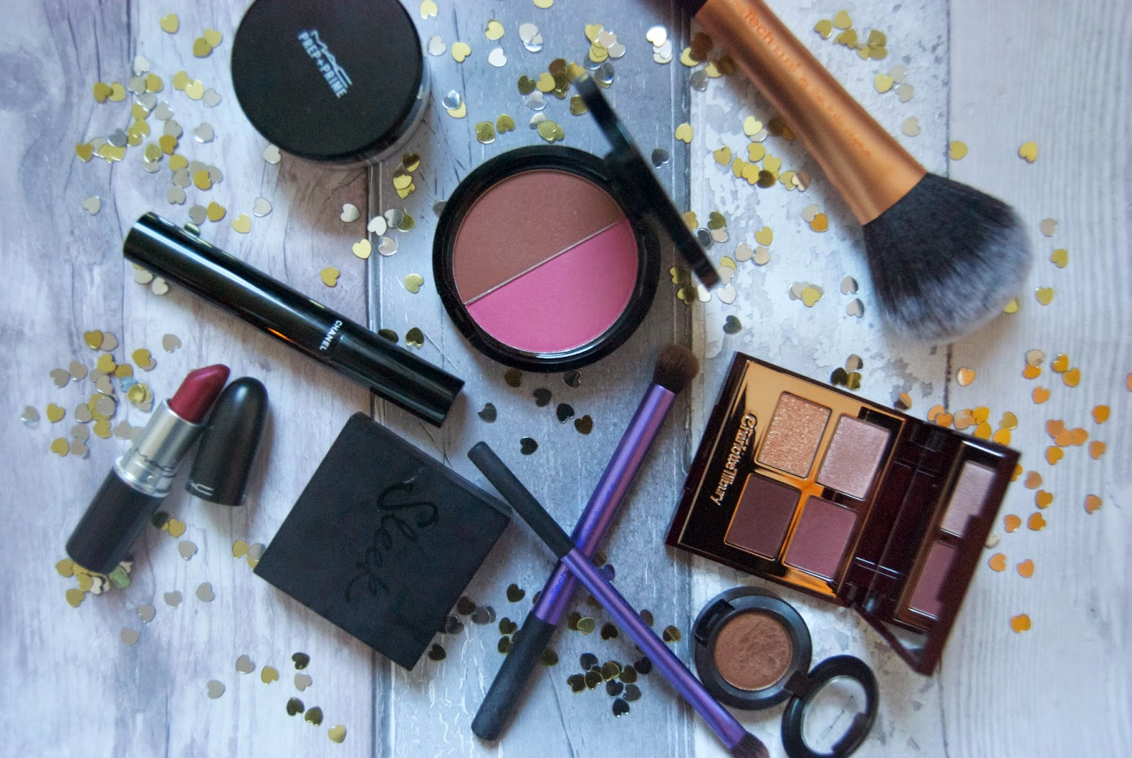 Beauty: New Years Make-up look