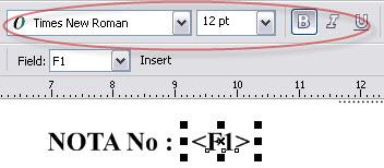 Cara Membuat Numerator dengan CorelDRAW 22