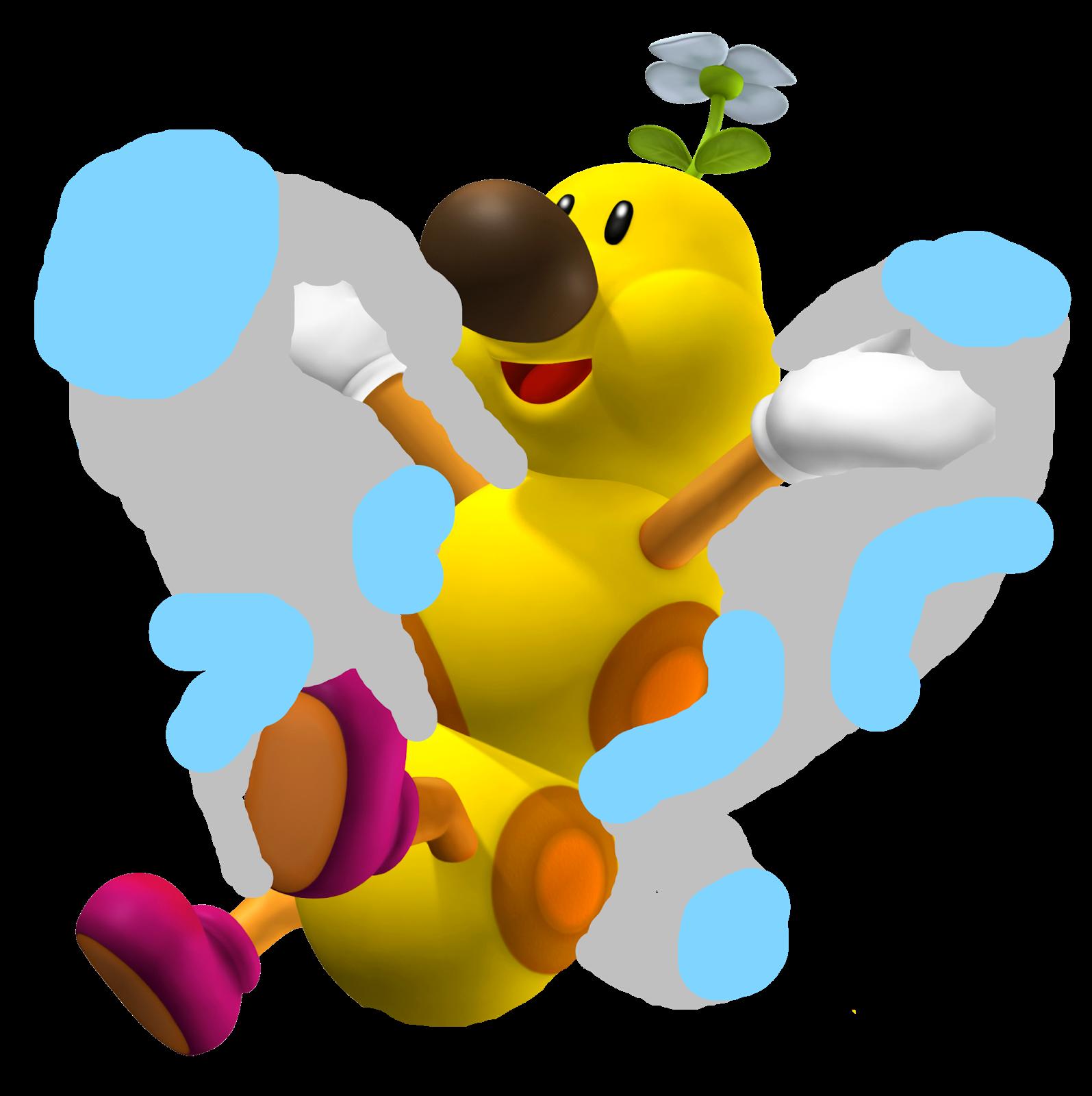Super Bros U Mario Newer