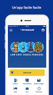 Ryanair - Le tariffe più economiche si aggiorna alla vers 3.16.0