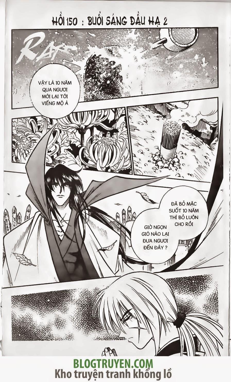 Rurouni Kenshin chap 149 trang 20