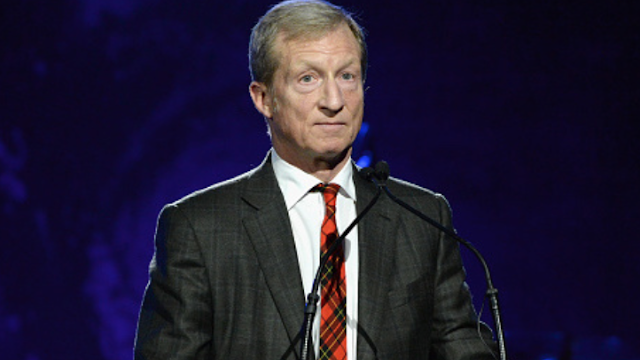 Steyer: Maybe We Can Have a 'Nuclear War' to Provide a 'Real Course Correction' to Trump
