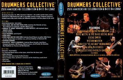 dvd drummers collective