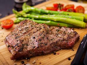 Cocina un bistec perfecto y jugoso