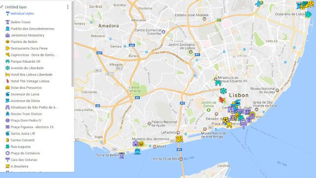 Atrações em Portugal