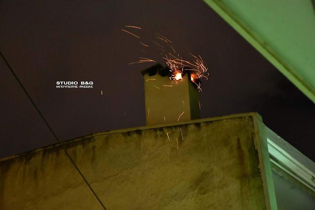 Αργολίδα: Αυξημένα περιστατικά πυρκαγιάς σε καμινάδες λόγω τσικνοπέμπτης