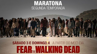 fear the walking dead 3 temporada geral zumbi